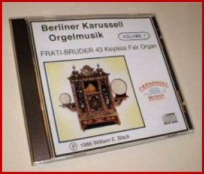 BERLINER KARUSSELL ORGEL no 3