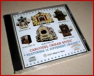 CAROUSEL ORGAN MUSIC