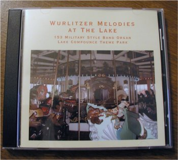 WURLITZER MELODIES AT THE LAKE