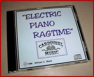 ELECTRIC PIANO RAGTIME